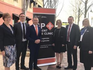 GP Urgent Care launch